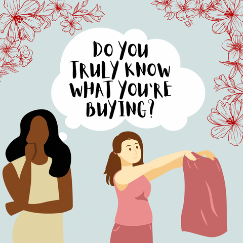 Do You Truly Know What You're Buying?