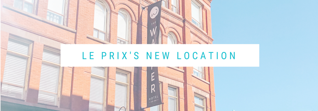 Le Prix's New Downtown Kitchener Location