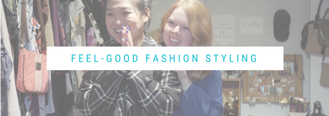 Book a Personal Fashion Stylist Session for 2020