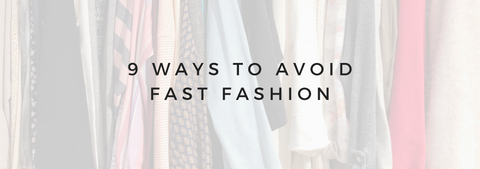 This is How To Avoid Fast Fashion