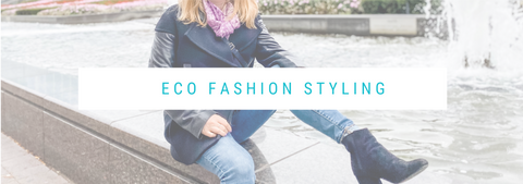 We Offer Eco Fashion Stylist Services