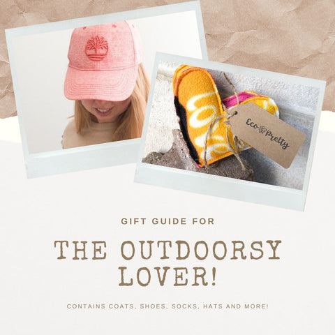 The Outdoorsy Lover Gift Guide