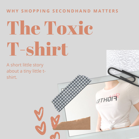 The Impact of a Cotton T-shirt