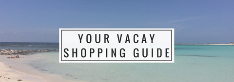 Travel Shopping Guide