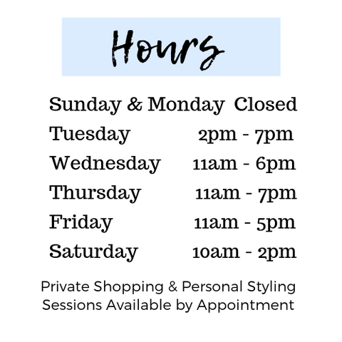 Le Prix business hours kitchener
