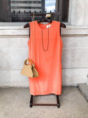 cynthia rowley silk dress
