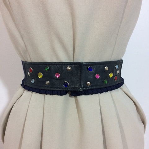 Galaxy Stretch Waist Belt - X/S-M