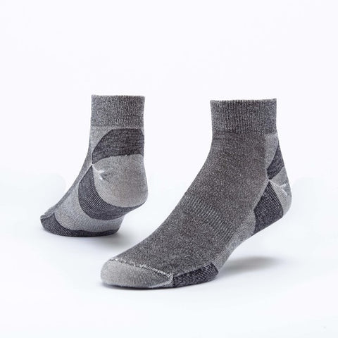 Organic Merino Wool Urban Hiker Socks - Ankle