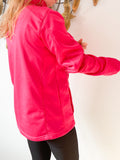 Running Room Hot Pink Snowdrift Jacket - S/M