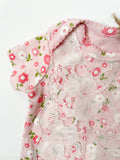 Pink Flowers with Lace Eco Pretty Reimagined Pet Shirt