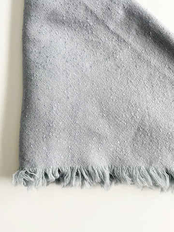 Yellow Upcycled Gold Mermaid Hoodie Sweater - Medium