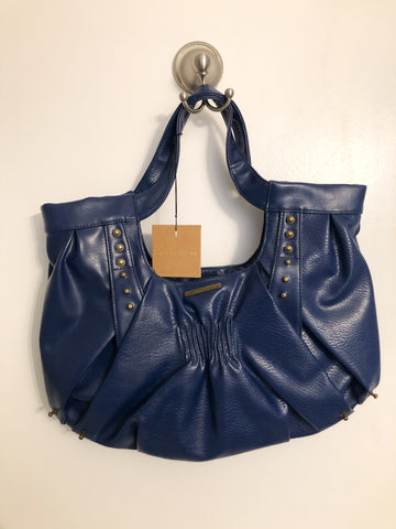 Matt & Nat Laika Blue Vegan Leather Purse NWT - Le Prix Fashion & Consulting