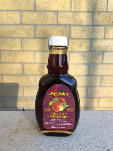 Wellesley Apple Syrup - 125ml - Preservative Free