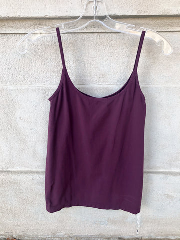 The Limited Wine Purple Camisole Top - Large