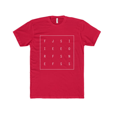 Jeff Sessions Shirt - Men's Solid Red