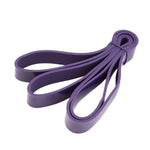 New Rubber BodyBuilding Resistance Band