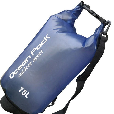 15L Big Capacity PVC Waterproof Dry Bag