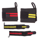 Wrist Support 2X Wrist Weight Lifting Training Straps