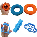4 Piece Hand Grip Strengthener Set