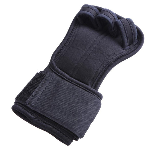 Anti Skid Weight Lifting Half Finger Glove
