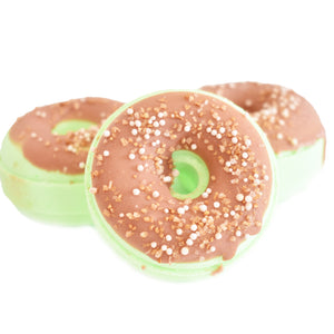 Apple Caramel Crunch Donut Bath Bomb