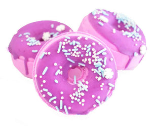 Sugar Plum Fairy Donut Bath Bomb