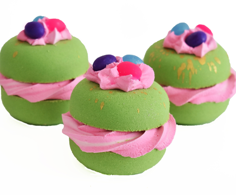 Jelly Bean Dream Whoopie Pie Bath Bomb Bubble Bar