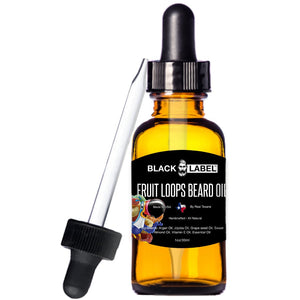 Fruit Loops Best Beard Oil | Premium All Natural Organic Beard Oil