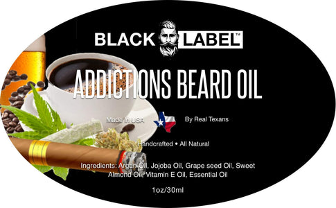 [Men's Best Grooming] - Blacklabel™ Beard Care - Premium Beard Oils & Beard Products for Men's Grooming