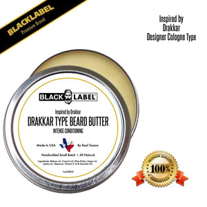 Compare to Drakkar | Cologne Type Beard Butter - Blacklabel Beard Company