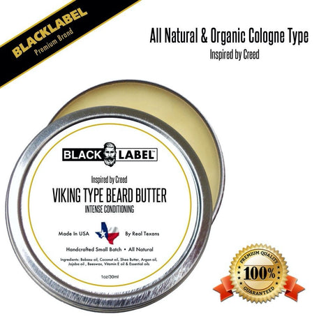Image of Compare to Viking by Creed | Cologne Type Beard Butter - Blacklabel Beard Company