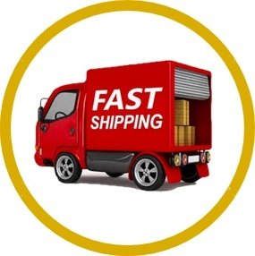 Image of Fast Handling & Shipping