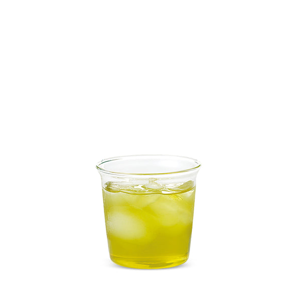 CAST Green Tea Glass