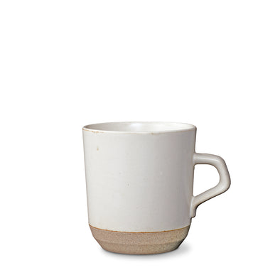 Ceramic Lab Large White Mug