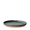 Ceramic Lab Black Medium Plate