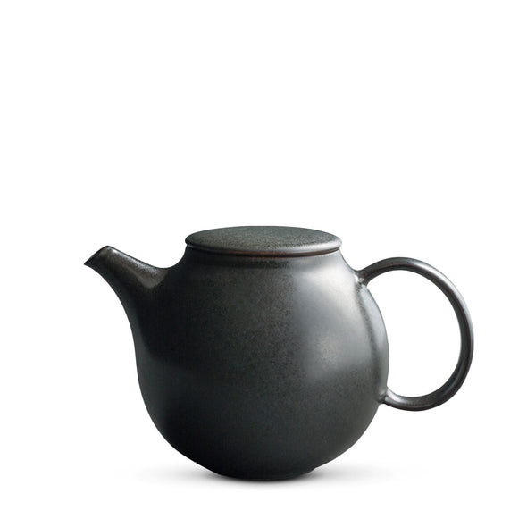 Pebble Teapot black