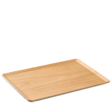 Placemat birch 17 x 3