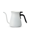 SCS POUR OVER KETTLE coffee carafe white