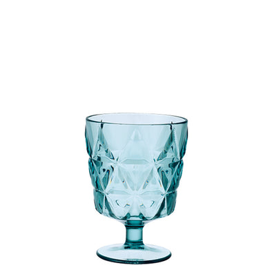 TRIA Wine Glass crystal plastic