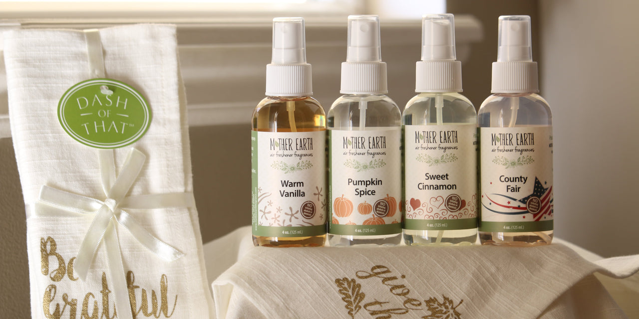 Mother Earth Fragrance Fall Collection
