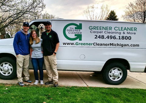 The Greener Cleaner Carpet Cleaning Michigan
