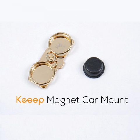 Car mount magnet