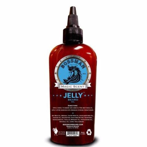 Bossman | Jelly Beard Oil (Magic)