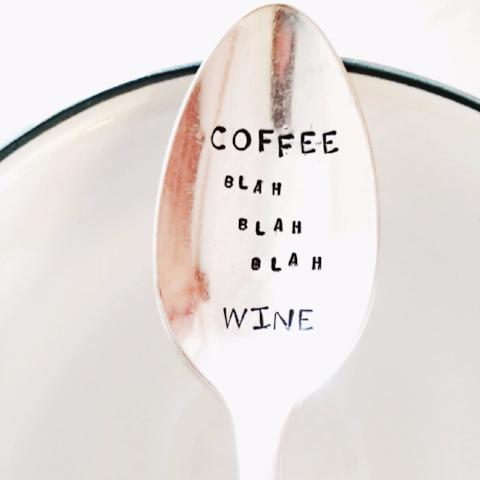 Gift Box | Coffee... Blah Blah Blah... Wine.