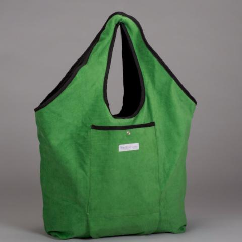 Urban Shopping Tote | Large | Green