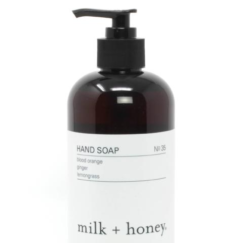 Hand Soap | Blood Orange, Ginger & Lemongrass