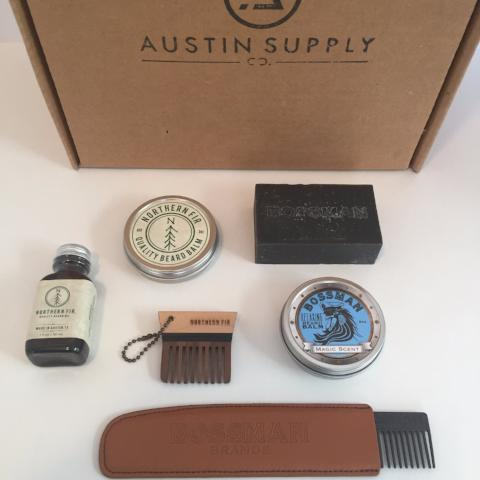 Gift Box | The LaGrange Beard Box