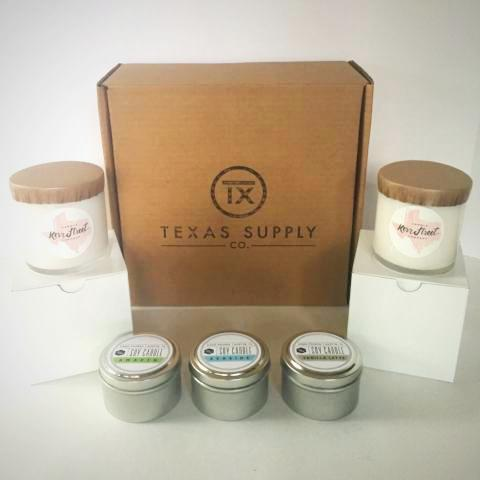 Gift Box | The TX Candle Box