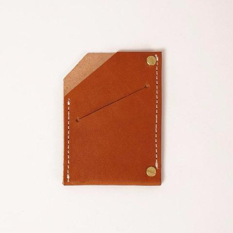 Leather Slimline Wallet | The Quebec