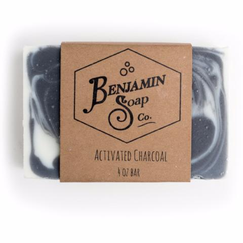 Artisan Soap | Activated Charcoal